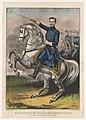 Majr. Genl. William S. Rosecrans- at the Battle of Murfreesboro, Jany. 2nd 1863 LCCN2002710003.jpg