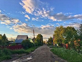Maloyaroslavets - Image: Maloyaroslavets Neighborhood