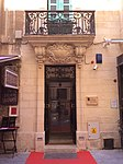 Malta Postal Museum main entrance.jpeg