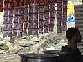 Man in Tea Stall - Sonmarg Glacier - Jammu & Kashmir - India (26749534652).jpg