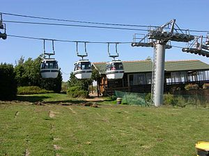 Manara, Israel - Image: Manara Cable Car
