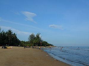 East Kalimantan - Image: Manggar Beach, Balikpapan