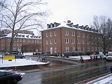 University Of North Carolina At Chapel Hill Student Housing