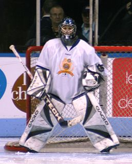 Manon Rhéaume Ice hockey player