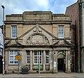 Mansfield Community Arts Centre Bus Stop, Leeming Street, Mansfield.jpg