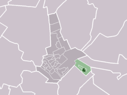 Location of Austerlitz