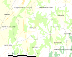 Map commune FR insee code 26293.png