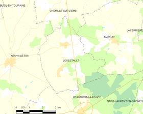 Map commune FR insee code 37135.png