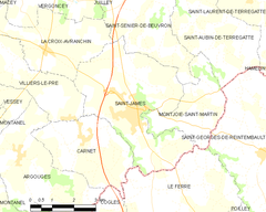 Map commune FR insee code 50487.png