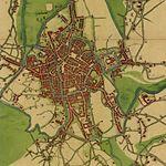 File:Map of Ghent, Belgium, Donato Buoni di Pellezuoli.jpg