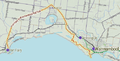 Map of Port Fairy to Warrnambool Rail Trail.png