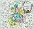 Map of Voronezh Namestnichestvo 1792 (small atlas).jpg