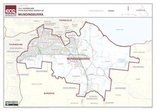 Electoral district of Mundingburra