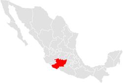 Situs Mechoacanae in Mexico