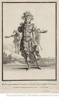 Jacques Lepautre French engraver