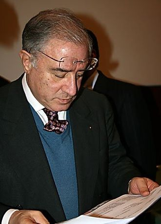 Marcello Dell'Utri - Dell'Utri in 2008.
