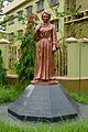 Margaret Elizabeth Noble - Statue - Bengal Engineering and Science University - Sibpur - Howrah 2013-06-08 9346.JPG