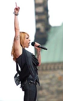 Marie-Mai en spectacle (juillet 2009).jpg