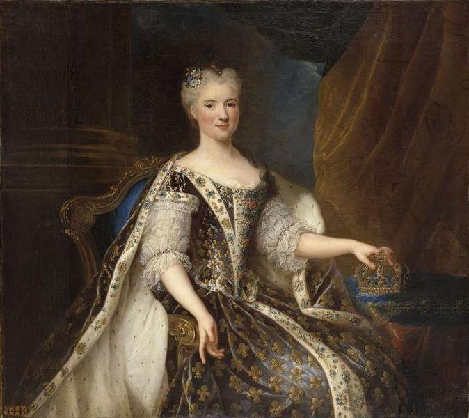 File:Marie Leszczynska by François Albert Stiemart, 1726, Versailles.jpg