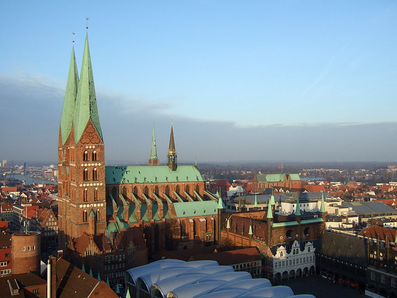 File:Marienkirche Luebeck 4.jpg