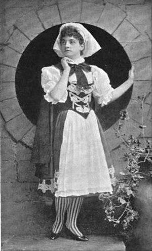 John B. Mason - Marion Manola circa 1894