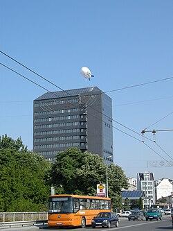 Maritza Hotel in Plovdiv.JPG