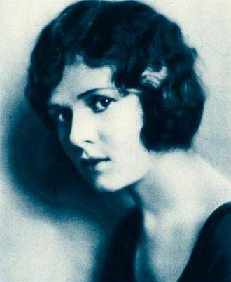Marjorie Daw (actress) - Publicity photo of Daw from Stars of the Photoplay (1924)