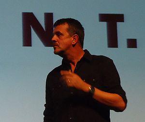 Mark Billingham - Image: Mark Billingham 2013