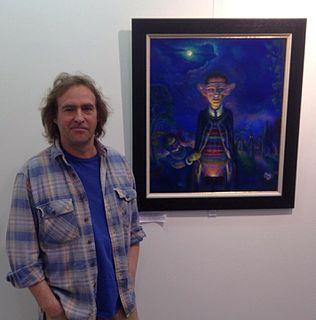 Mark Burrell British Artist