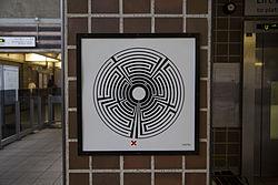 Mark Wallinger Labyrinth 259 - Acton Town.jpg