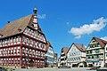 Markgröningen Marktplatz mit Rathaus.jpg