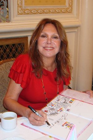 Makers: Women Who Make America - Image: Marlo Thomas 2008