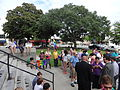Marriage Equality Celebration, Lowndes County Courthouse 05.JPG
