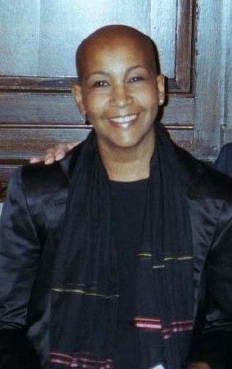 Marsha Hunt (actress, born 1946) - Hunt in September 2005