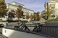 Martin-Luther-Universität Halle-Wittenberg Universitätsplatz Halle Saale Altstadt - panoramio.jpg