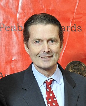 Martin Smith (documentarian) - Smith at the 69th Annual Peabody Awards