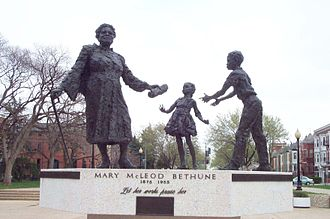 Lincoln Park (Washington, D.C.) - Image: Mary Mc Leod in Lincoln Park