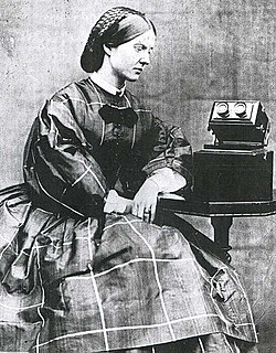 Mary Ward (scientist) Anglo-Irish scientist and writer
