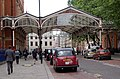 Marylebone station awning and covered way from west - geograph.org.uk - 1350693.jpg