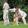 Matching Green CC v. Bishop's Stortford CC at Matching Green, Essex, England 24.jpg