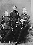 Maximilian, Johann Georg and Frederick Augustus.jpg