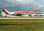 McDonnell Douglas MD-83 (DC-9-83), Avianca AN0219165.jpg