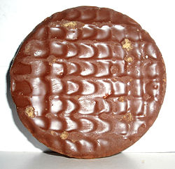 Image result for 1 chocolate digestive