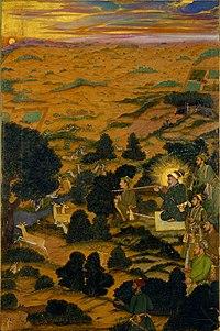 Meister der Shâh-Jahân-Nâma-Memoiren 001