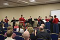 Members of the United States Navy Band perform at National Flute Convention (20002581603).jpg