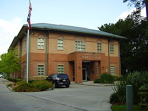 Bunker Hill Village, Texas - Memorial Villages Police Station