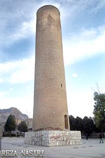 Brick Minaret