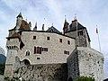 Menthon, Chateau de Menthon-Saint-Bernard - panoramio - Frans-Banja Mulder.jpg