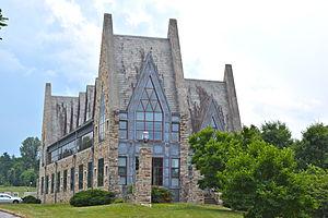 Mercersburg, Pennsylvania - Mercersburg Academy