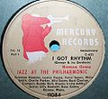 Mercury Records I Got Rhythm.JPG